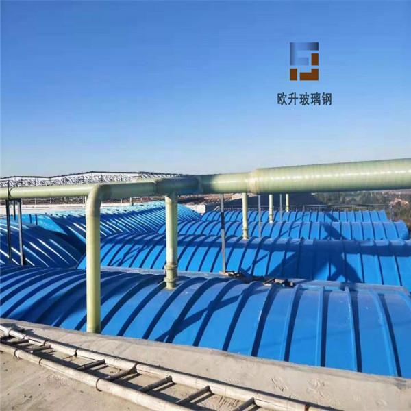 江苏玻璃钢管道制作厂家