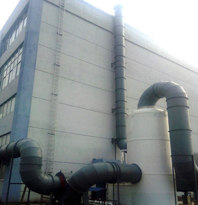酸碱废气处理方案