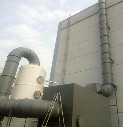 厂房通风净化方案