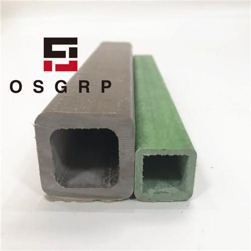 玻璃钢型材比镀锌管型材结实吗.