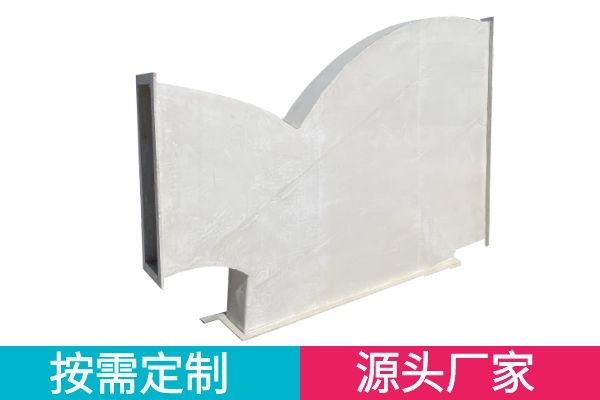 浙江温州玻璃钢风管厂家供应