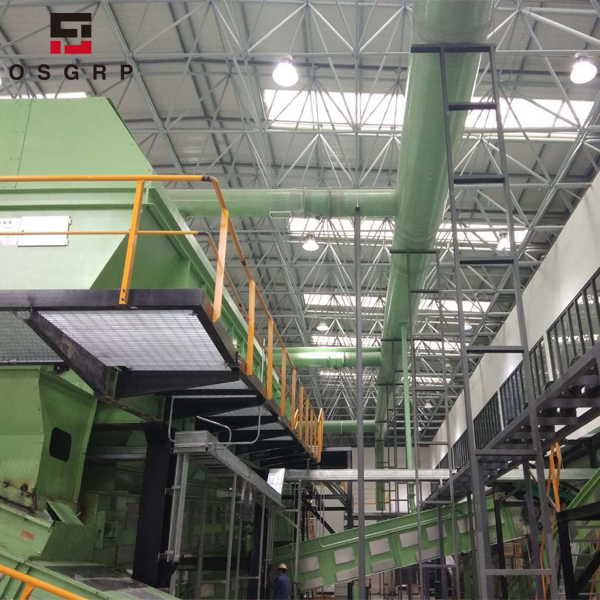 玻璃钢通风管道厂宁波