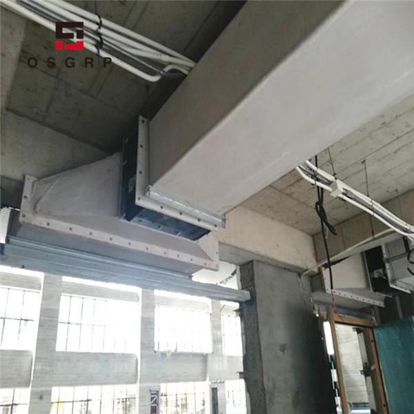 玻璃钢风管需要做保温吗-不同环境不同应用[江苏欧升]