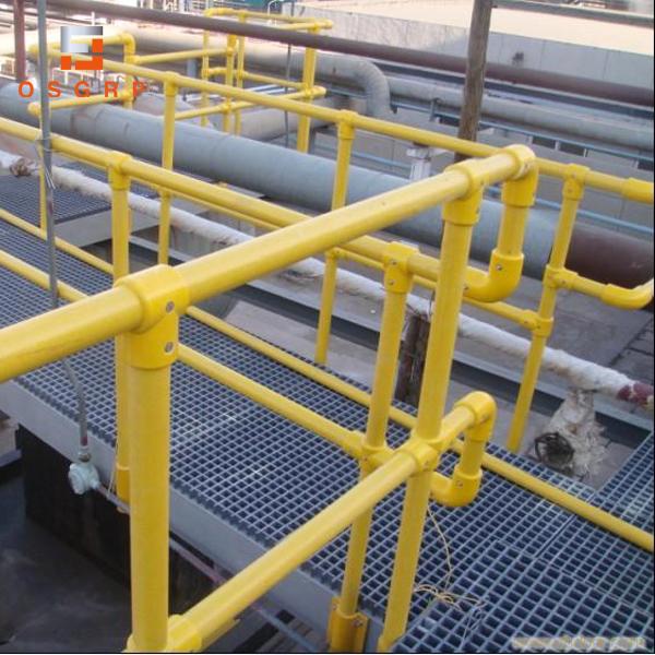 玻璃钢护栏会用到哪些型材