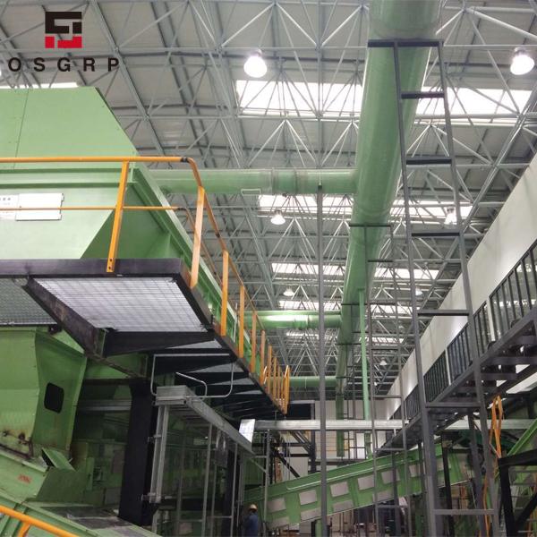 化工玻璃钢管道厂家直销