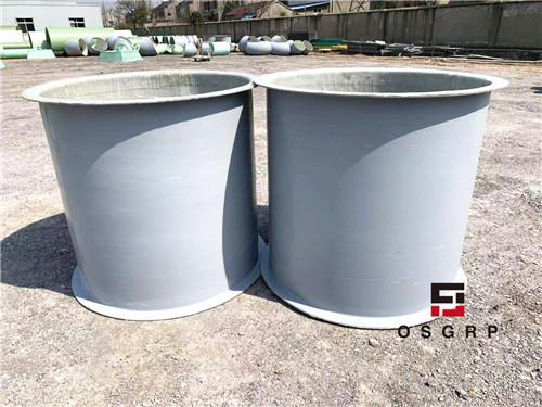 胶衣玻璃钢风管 (31)