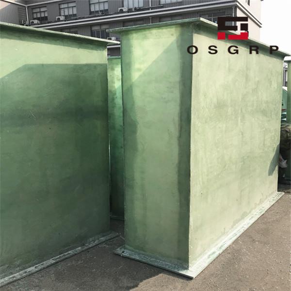 玻璃钢风管(方管) 2