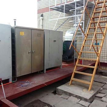 工业酸碱废气净化处理工程