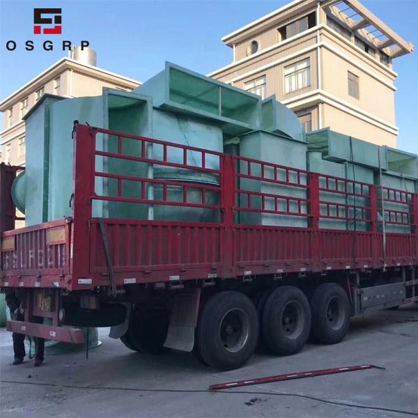 安徽滁州玻璃钢风管厂家